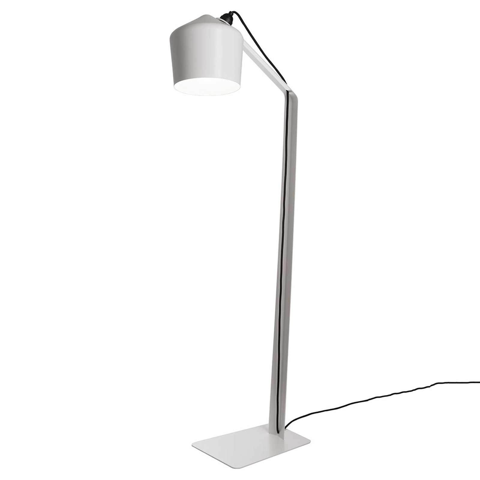 Innolux Pasila designstanderlampe, hvid