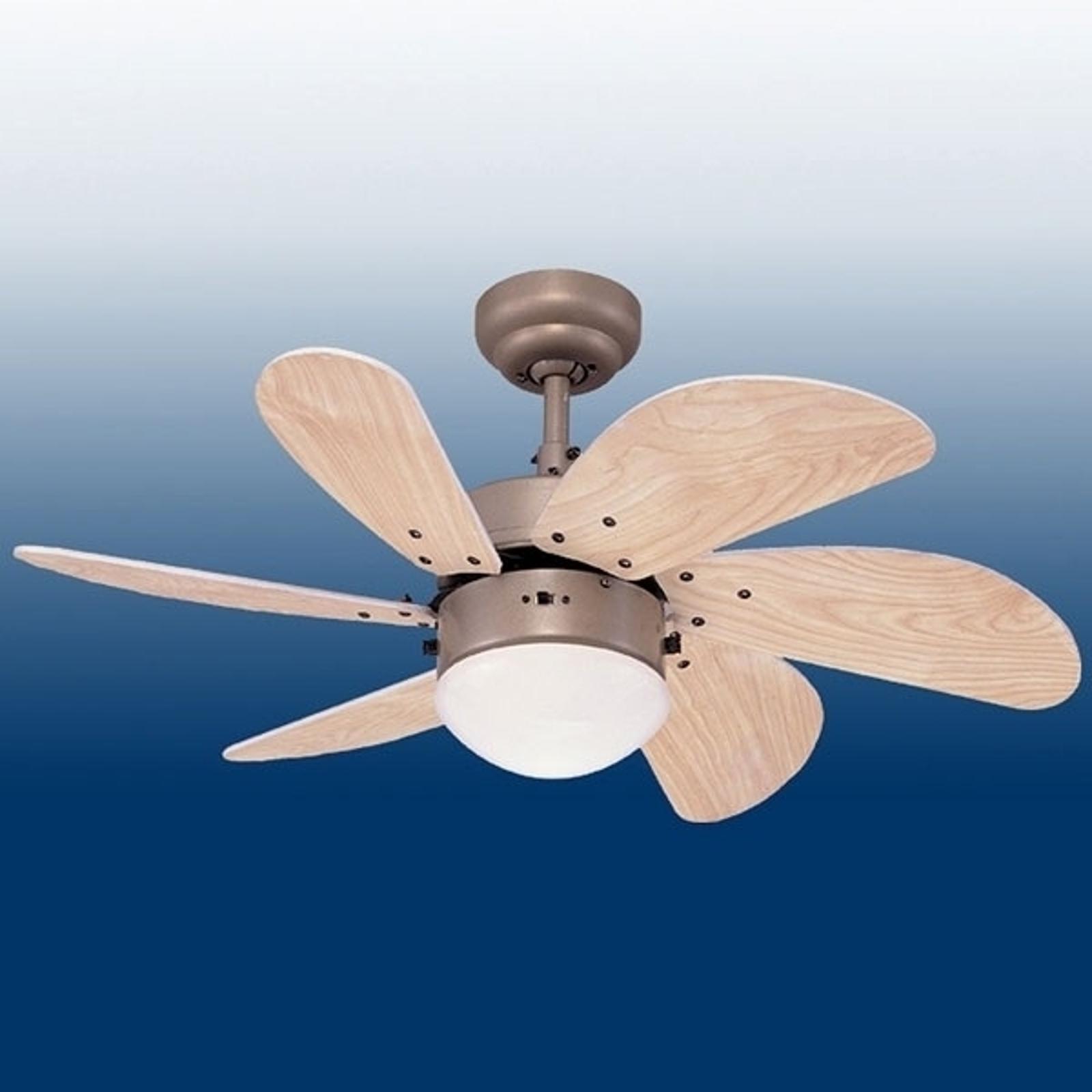 Westinghouse Turbo Swirl Ventilator m. 2 Schaltern
