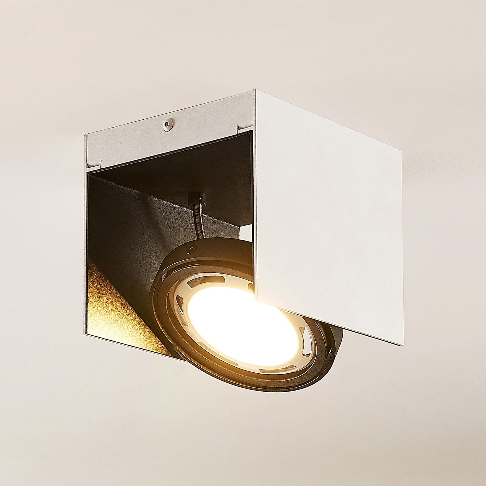 Arcchio Ocula spot sufitowy LED GU10, 1-punktowy