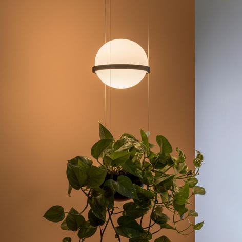 Vibia Palma 3724 lámpara colgante, plato planta