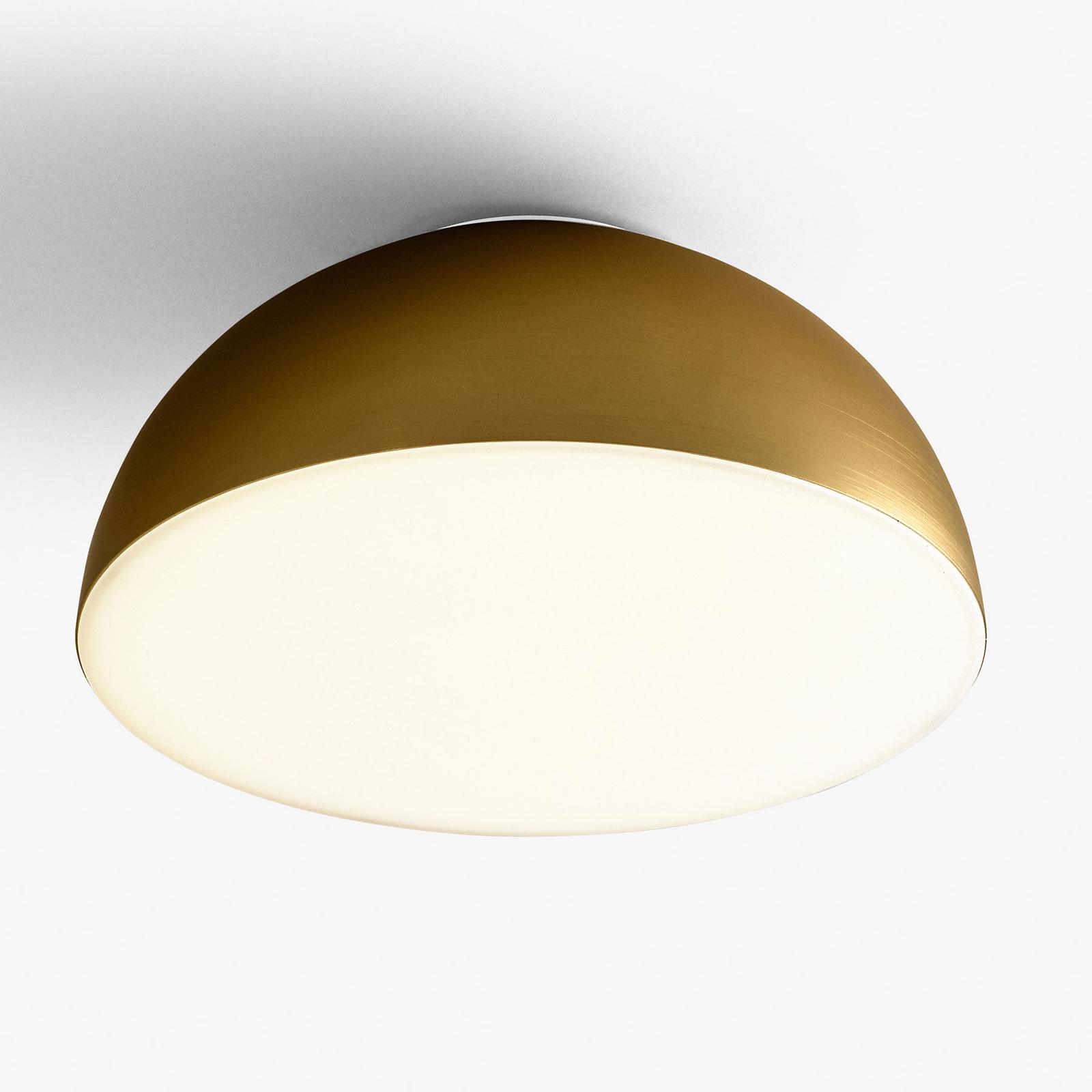 &Tradition Passepartout JH12 loftlampe, guld