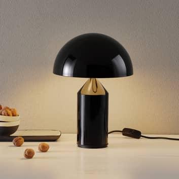 Oluce Atollo - bordslampa av aluminium, 35 cm