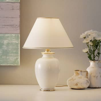 KOLARZ Giardino Craclee lampada bianca 30 cm