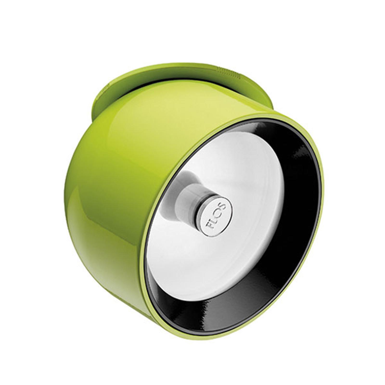 FLOS Wan - downlight verde