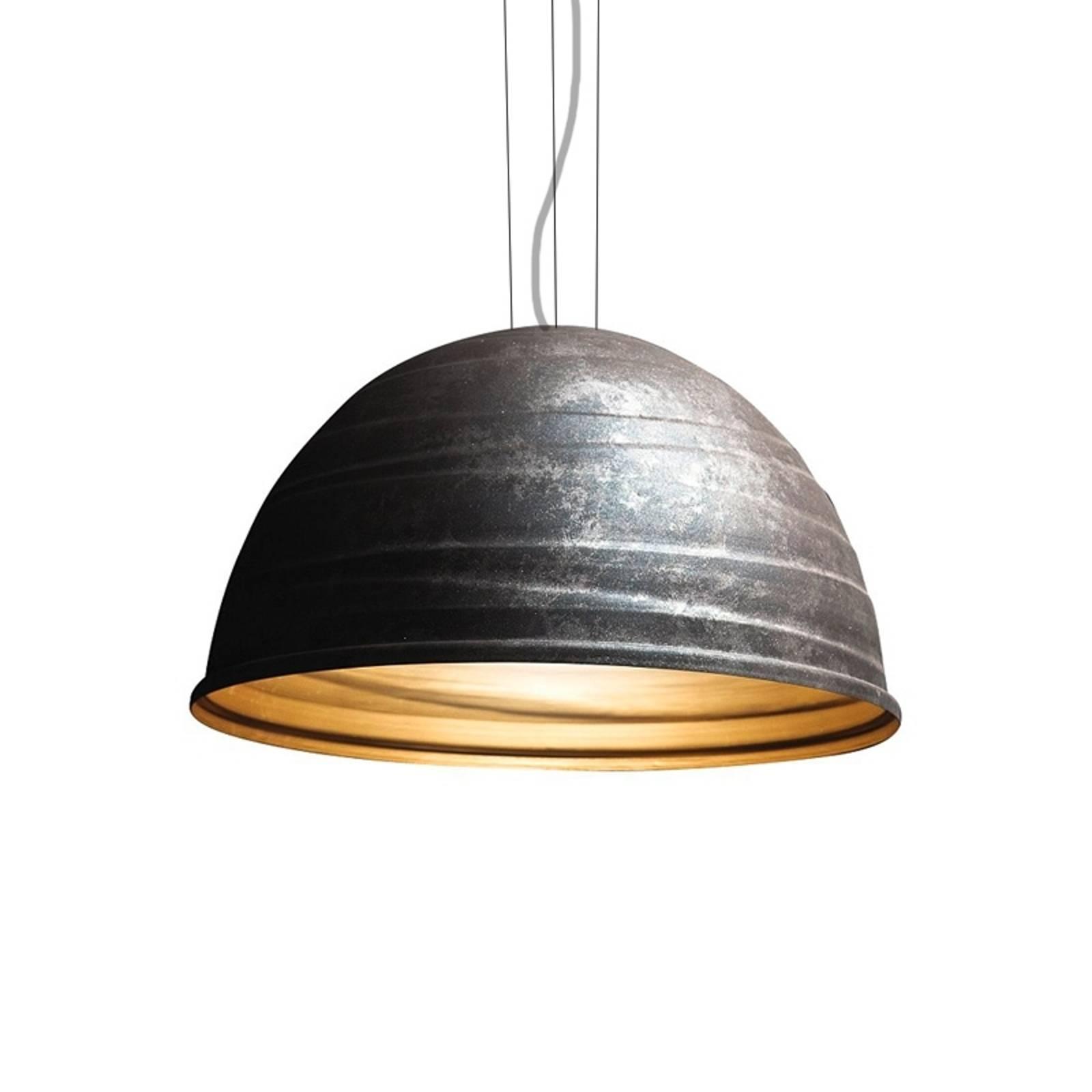 Mieniąca się lampa wisząca BABELE 92 cm