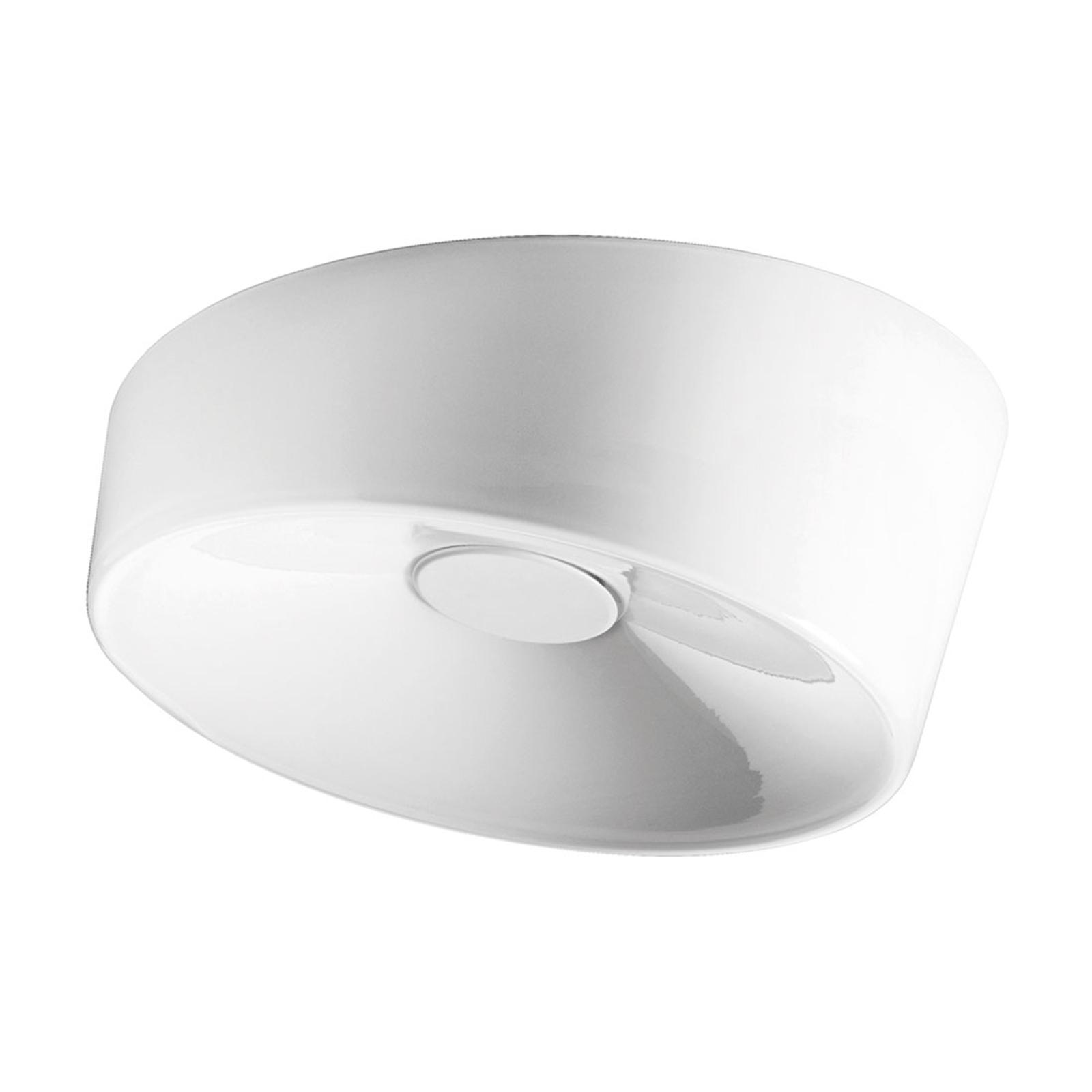 Foscarini Lumiere XXL LED-Deckenleuchte, weiß