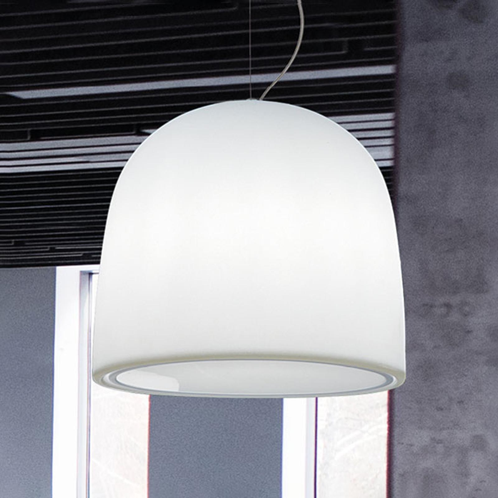 Modo Luce Campanone suspension Ø 51cm blanche