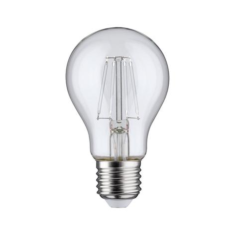 Paulmann ampoule LED E27 filament coloré