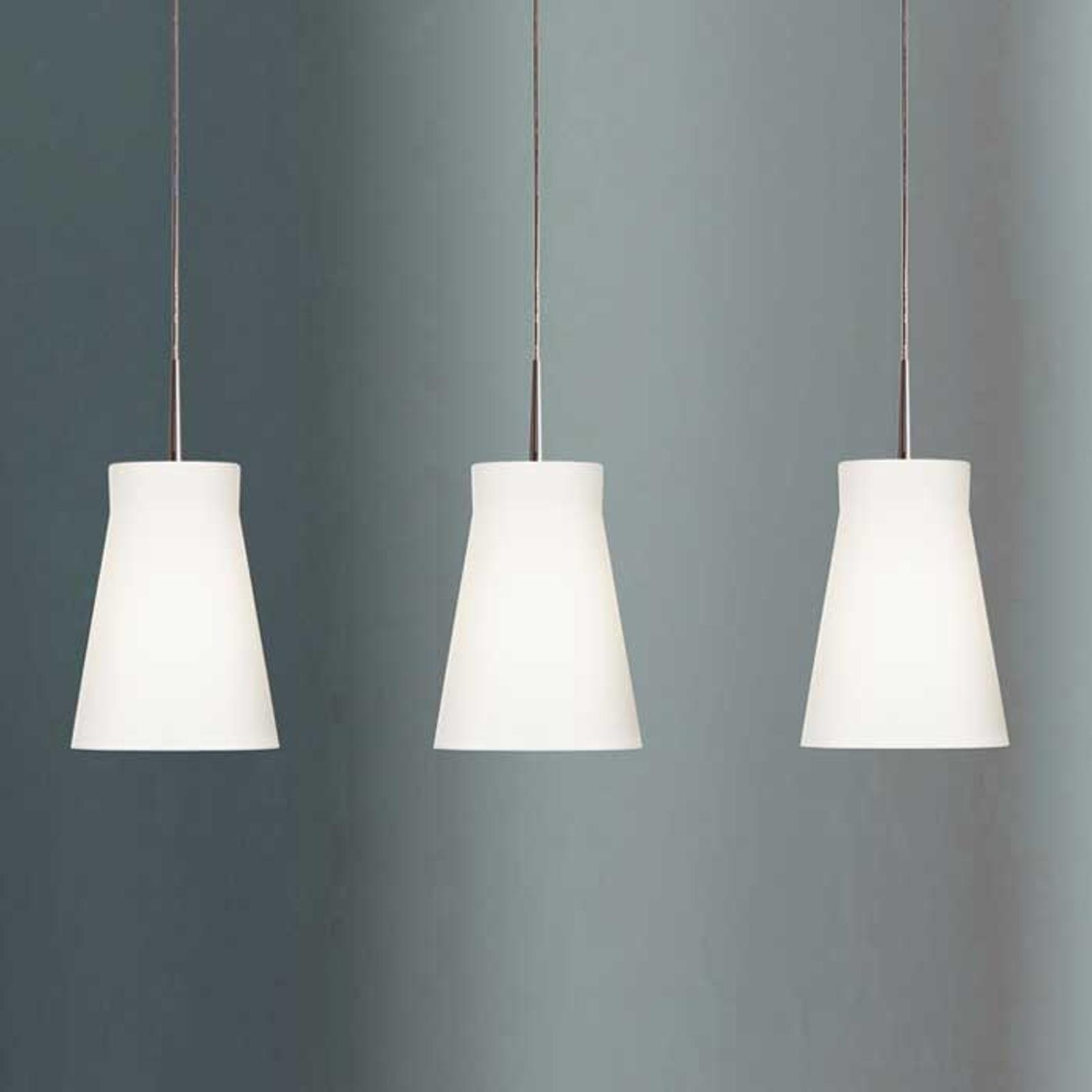 Momo - suspension 3 lampes