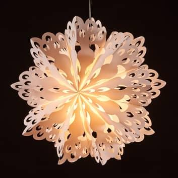 Fantastische ster-decoratielamp Lara voor buiten