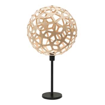 david trubridge Coral bordlampe, natur