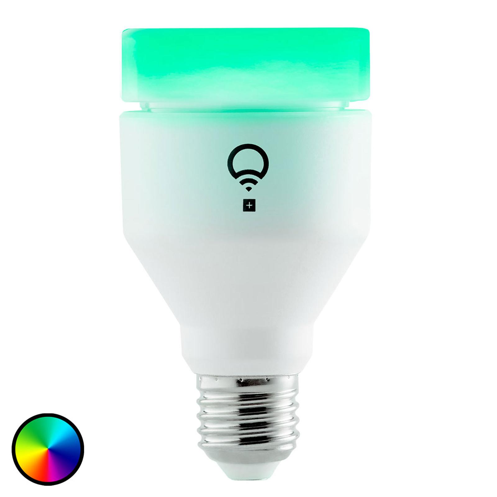 LIFX+ bombilla LED E27 11W luz infrarroja, WiFi