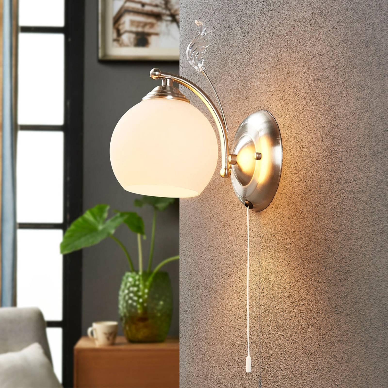 Decoratieve wandlamp Svean