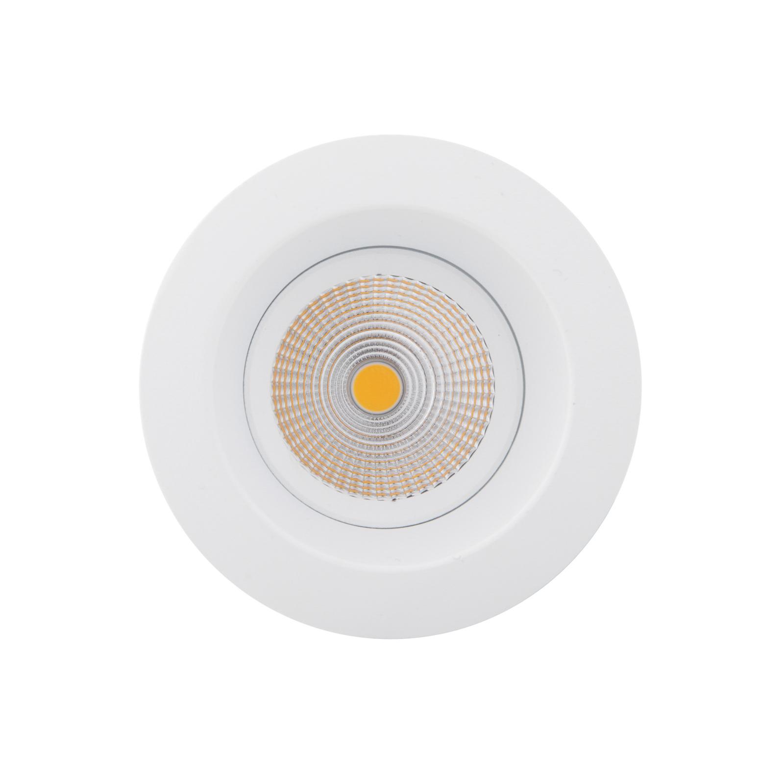 SLC One Soft LED inbouwspot dim-to-warm wit