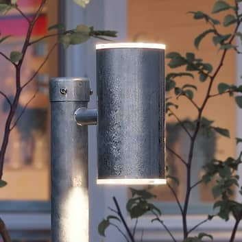 Varmförzinkad ULL LED gånglampa - IP54, dimbar