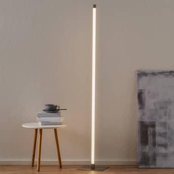 LED vloerlamp 1365-012 m. dimmer-, geheugenfunctie