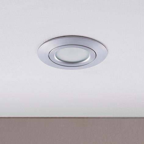 LED-downlight Andrej, rund, aluminium