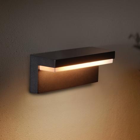 Philips Hue WACA Nyro aplique LED exterior negro