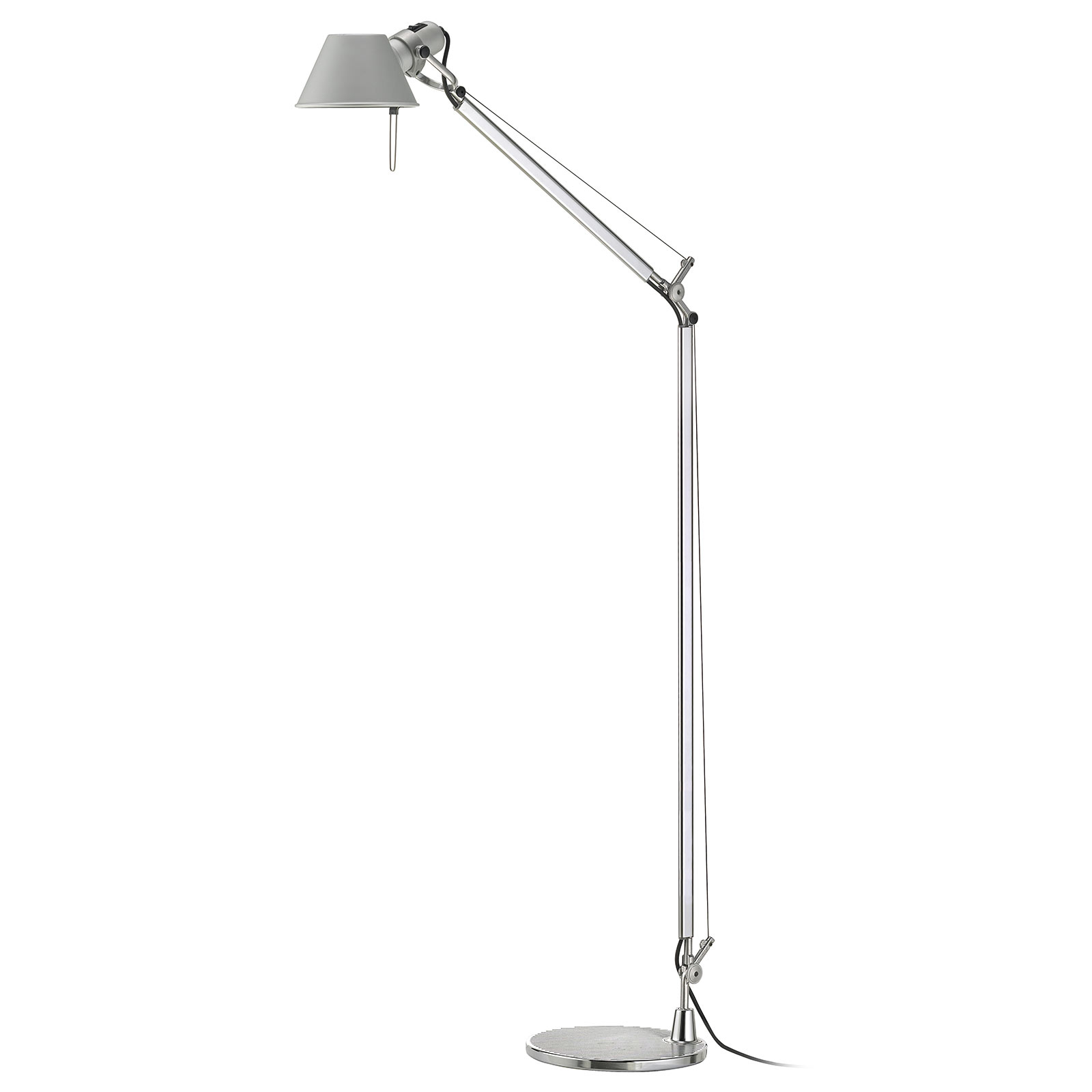 Artemide Tolomeo Reading LED-gulvlampe 2 700 K