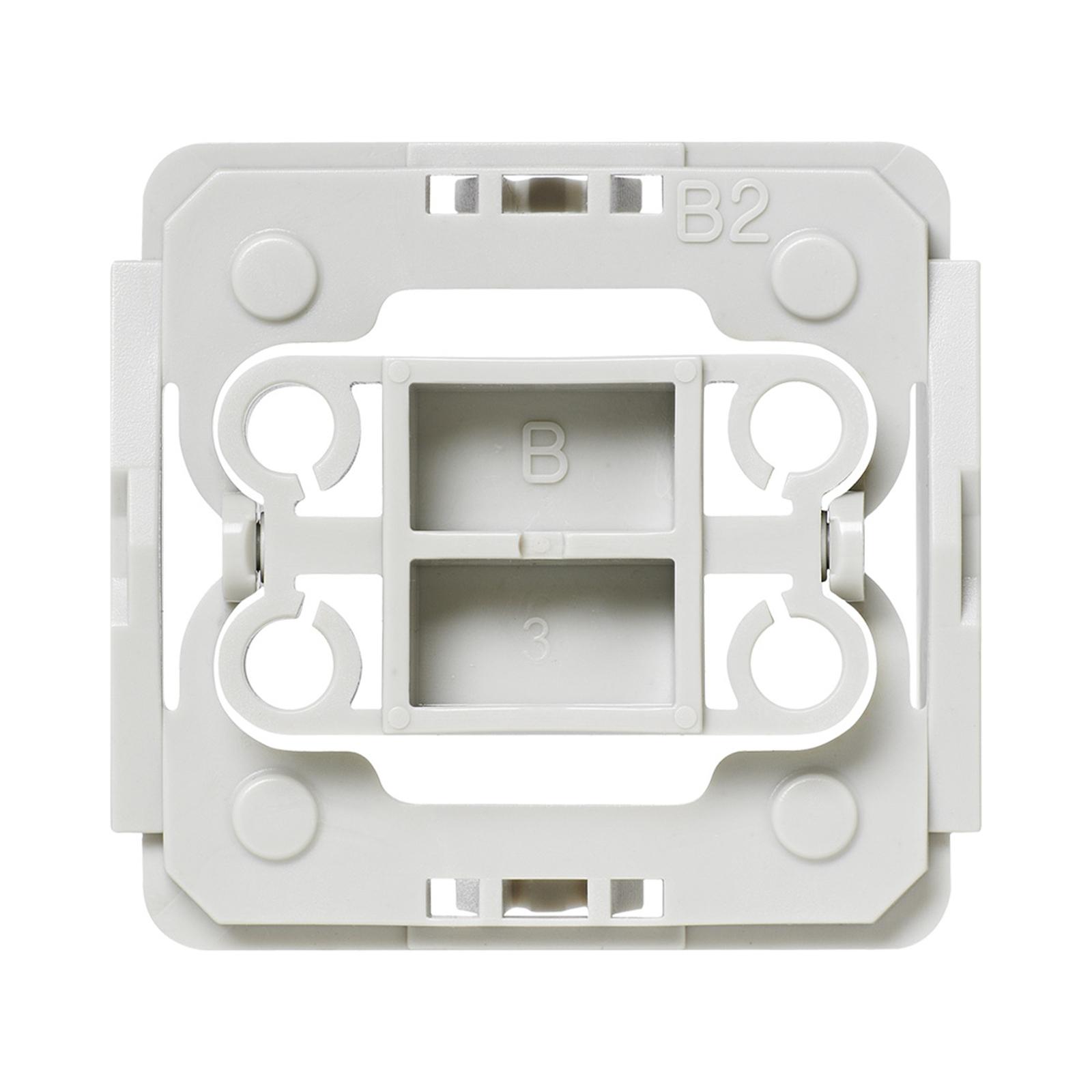 Homematic IP-adapter for Berker-bryter B2 3x
