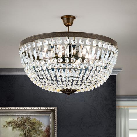 Lámpara de techo Andara, Ø 60 cm