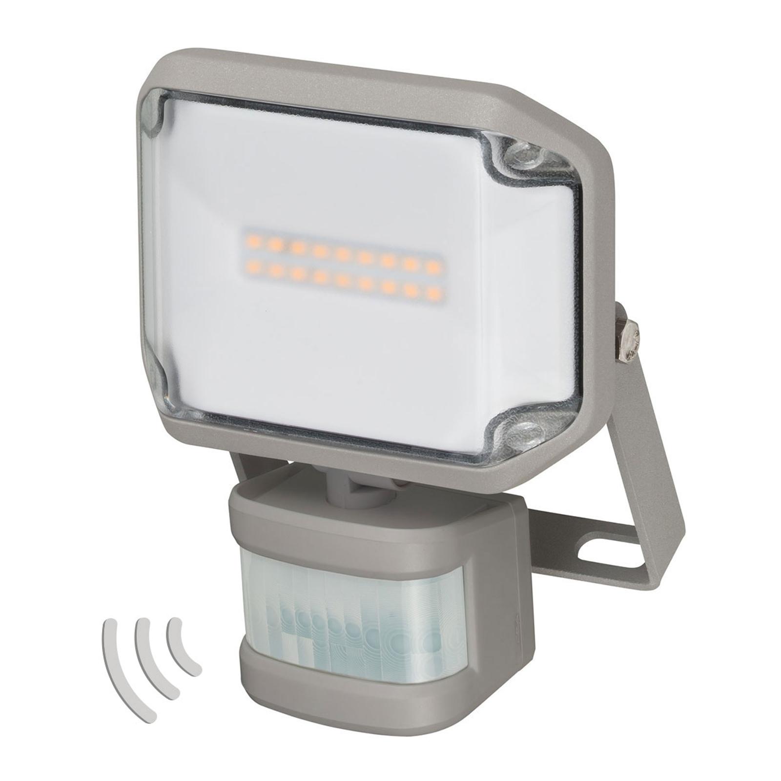 LED-Außenstrahler AL mit IR-Sensor IP44 10W