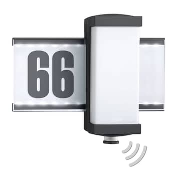 STEINEL L 665 LED-utomhusvägglampa sensor panel