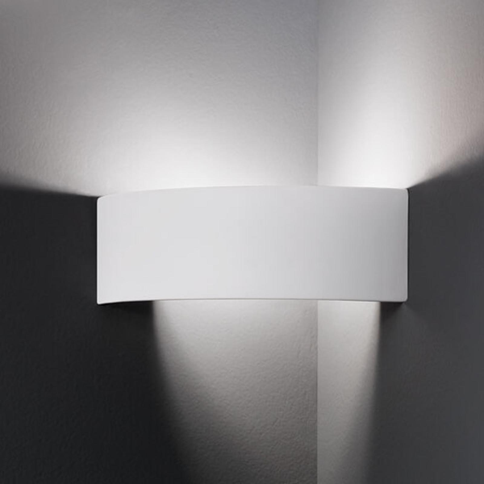 Narożna lampa ścienna Arco