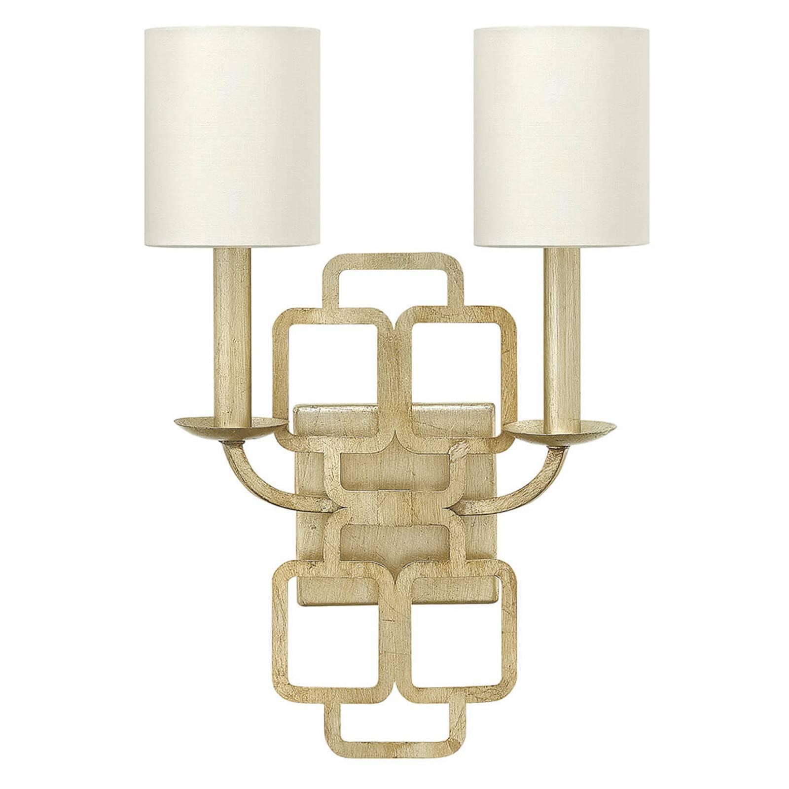 Sabina - 2-lamps wandlamp