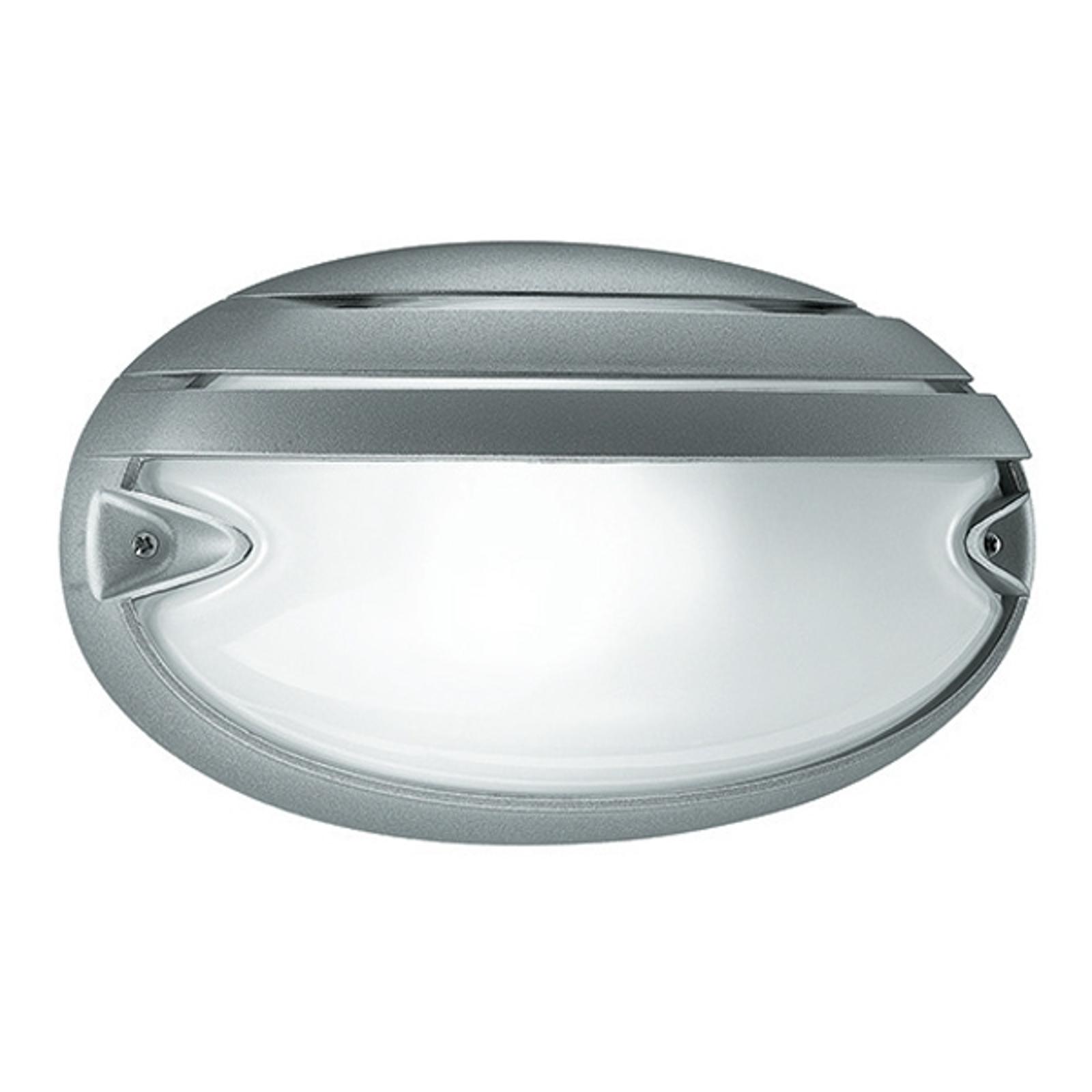 CHIP buitenwandlamp met paneel, wit