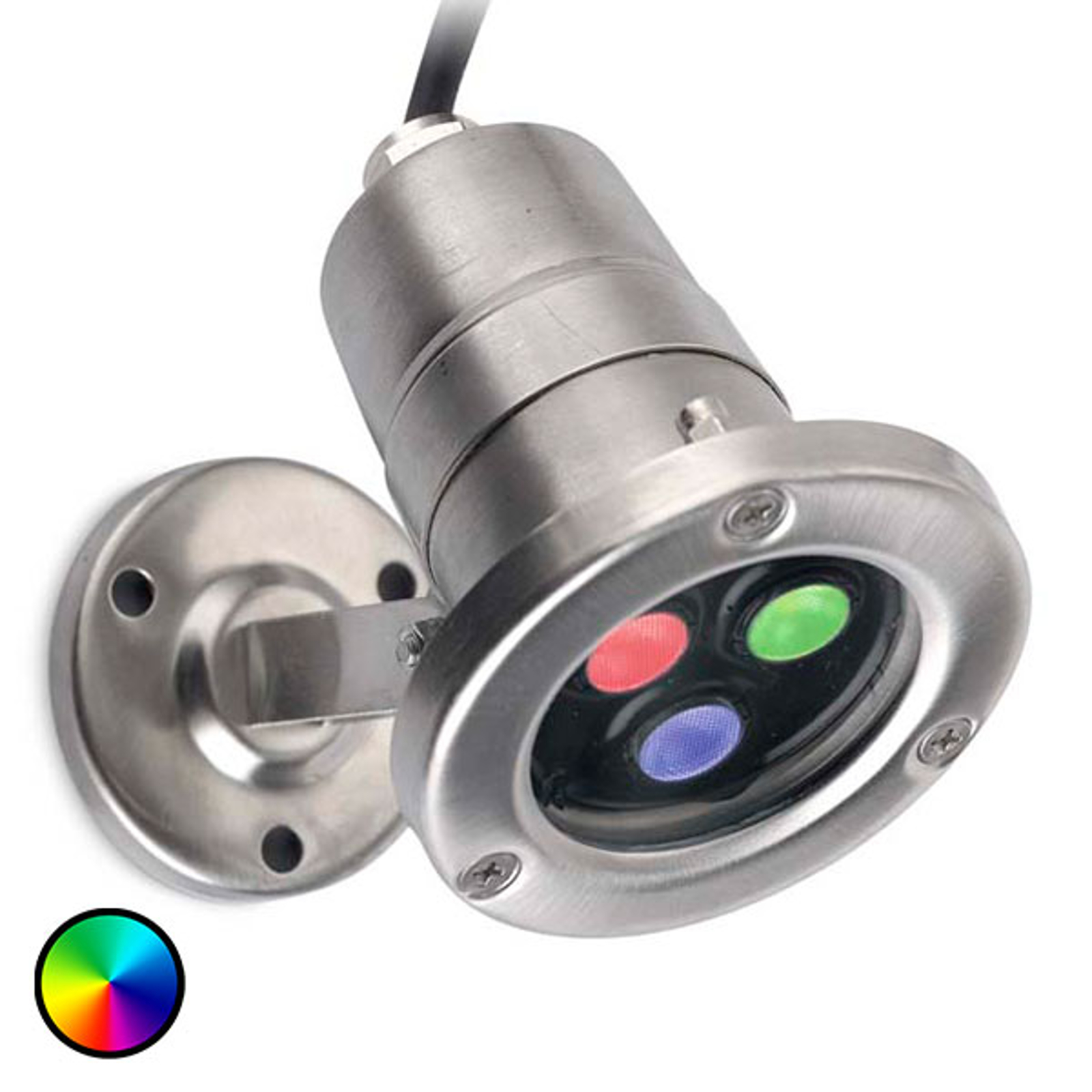 LED-Wasserleuchte Aqua Waterproof RGB