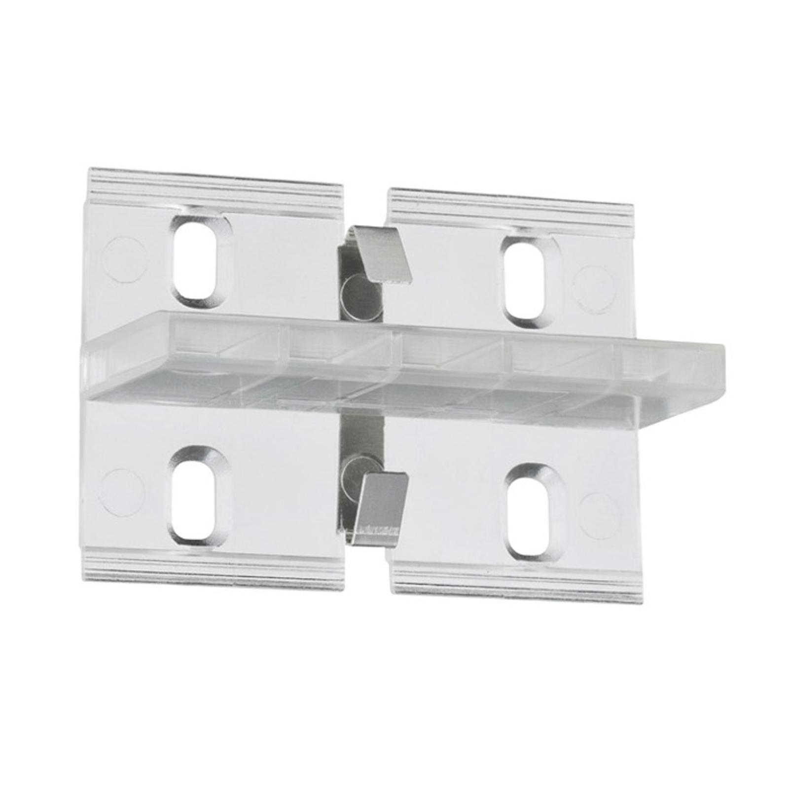Duo Profil veggbrakett for LED-stripe-system
