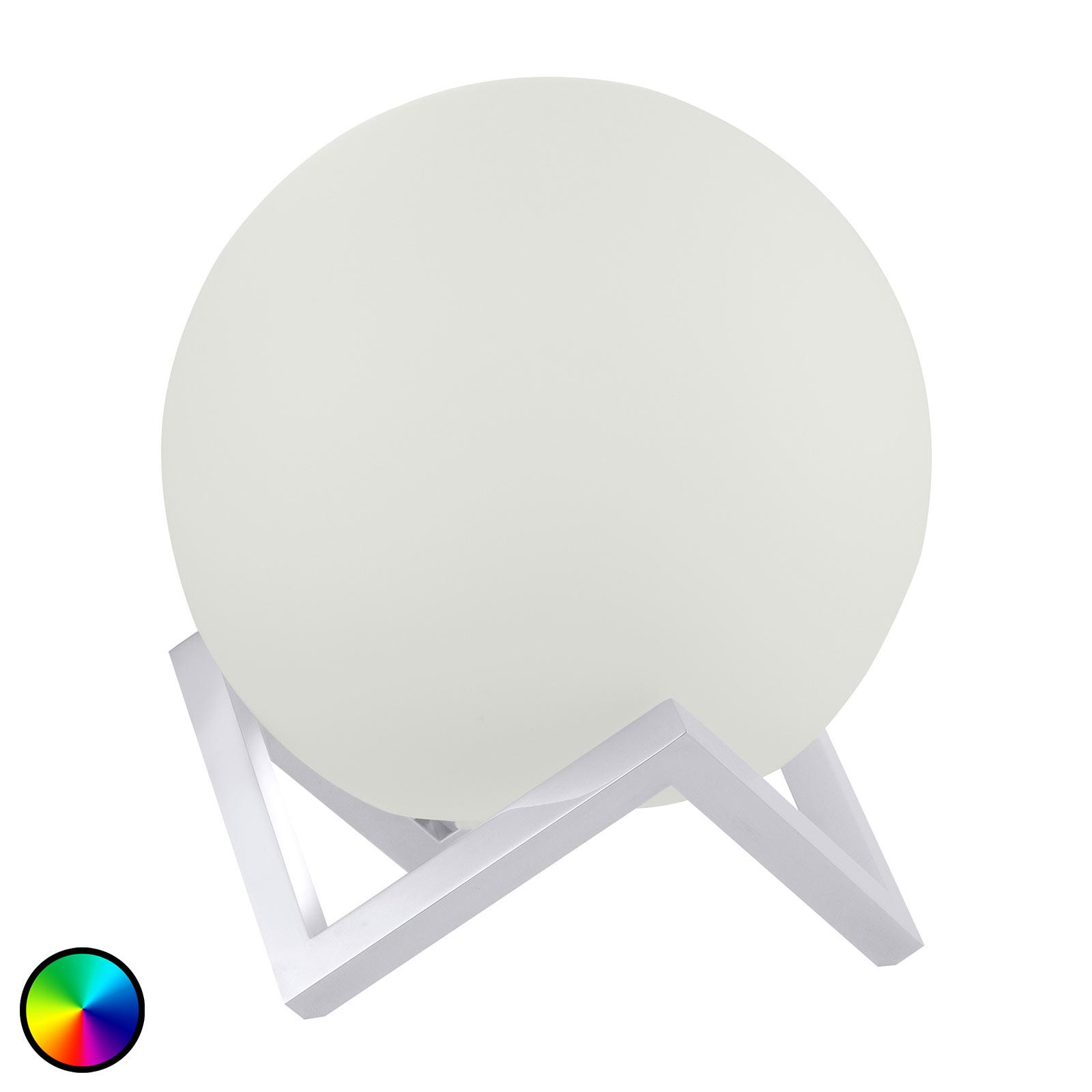 Paul Neuhaus Q-MANUEL lampe à poser LED RGBW CCT