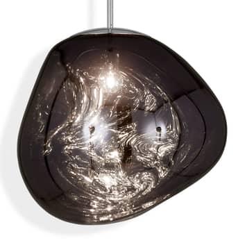 Tom Dixon Melt lámpara colgante gris humo