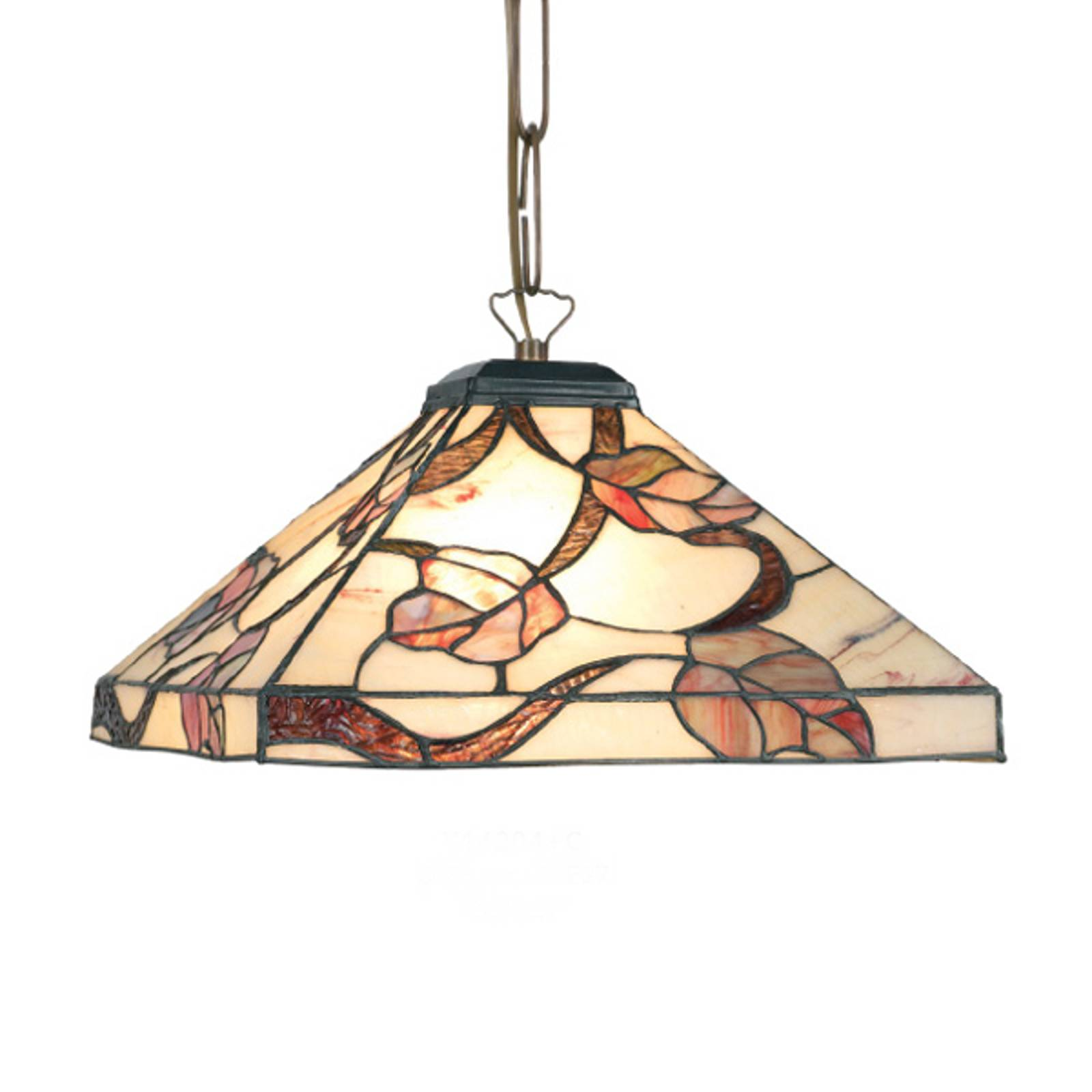 Appolonia hanglamp in Tiffany-stijl