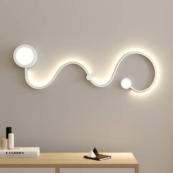 Lindby Annegrit kinkiet LED, ściemniany, 20 W