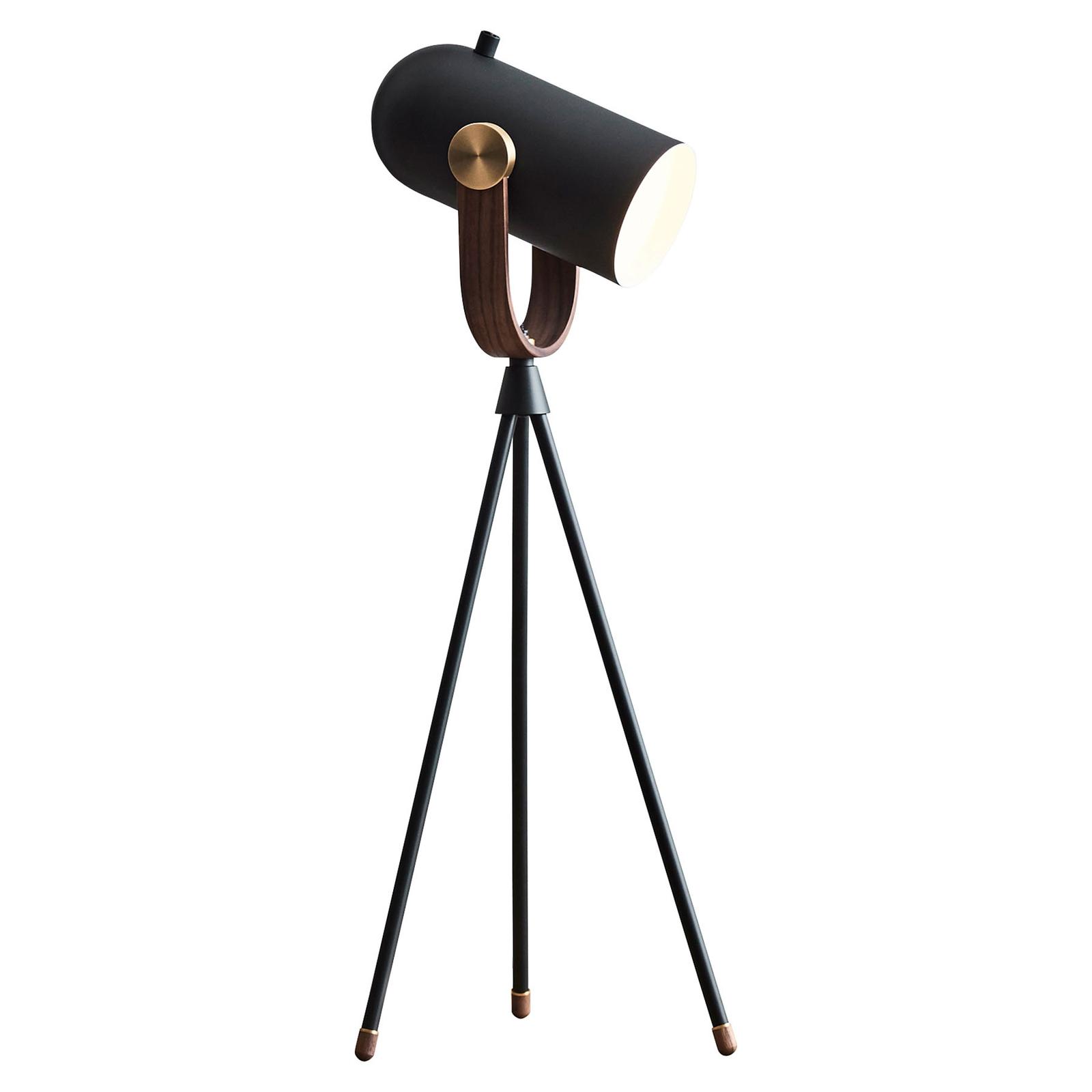 LE KLINT Carronade High bordlampe, sort