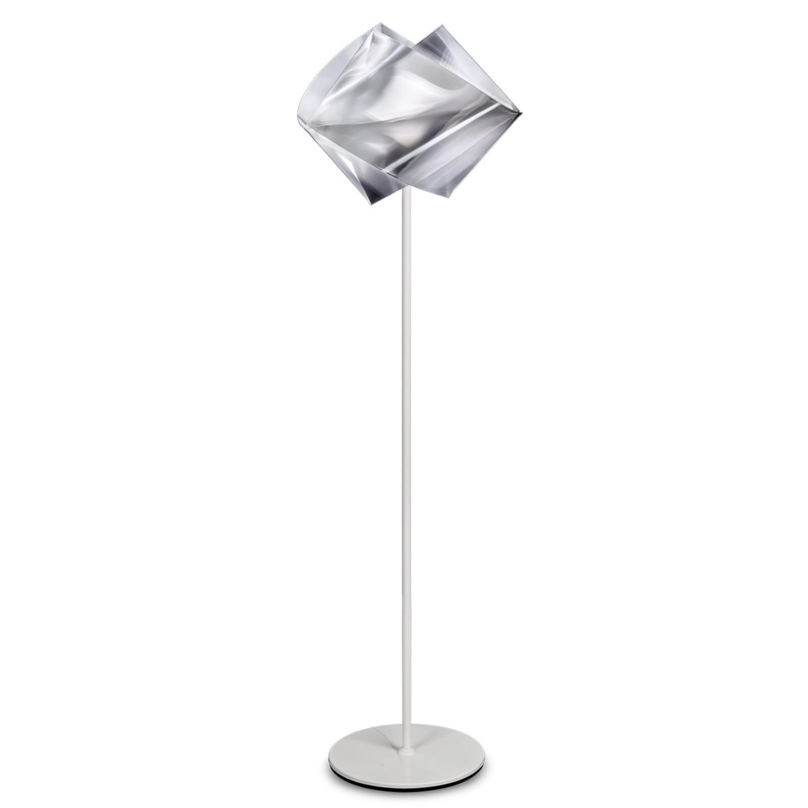 Mieniąca się lampa stojąca GEMMY PRISMA