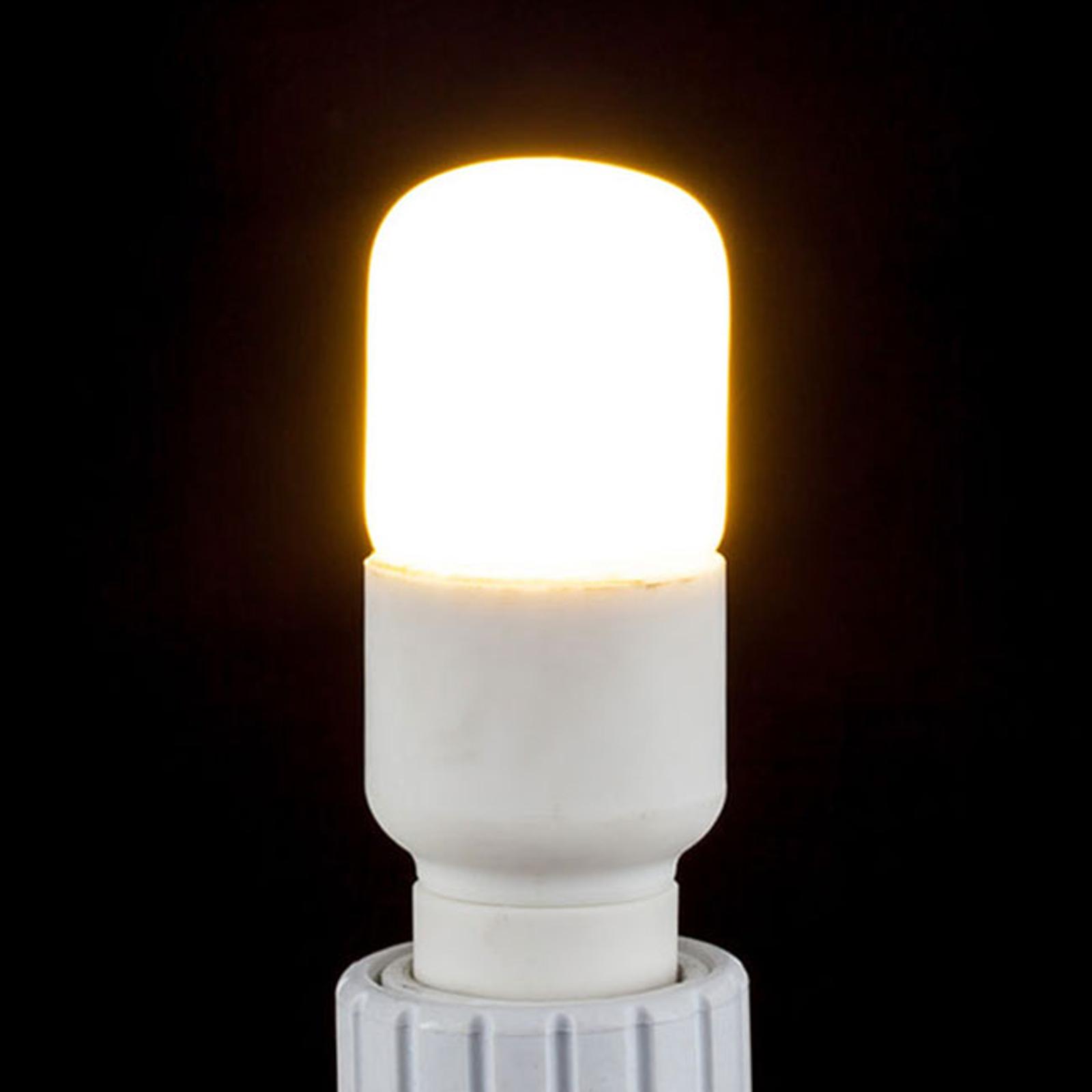 led lampen werden dunkler