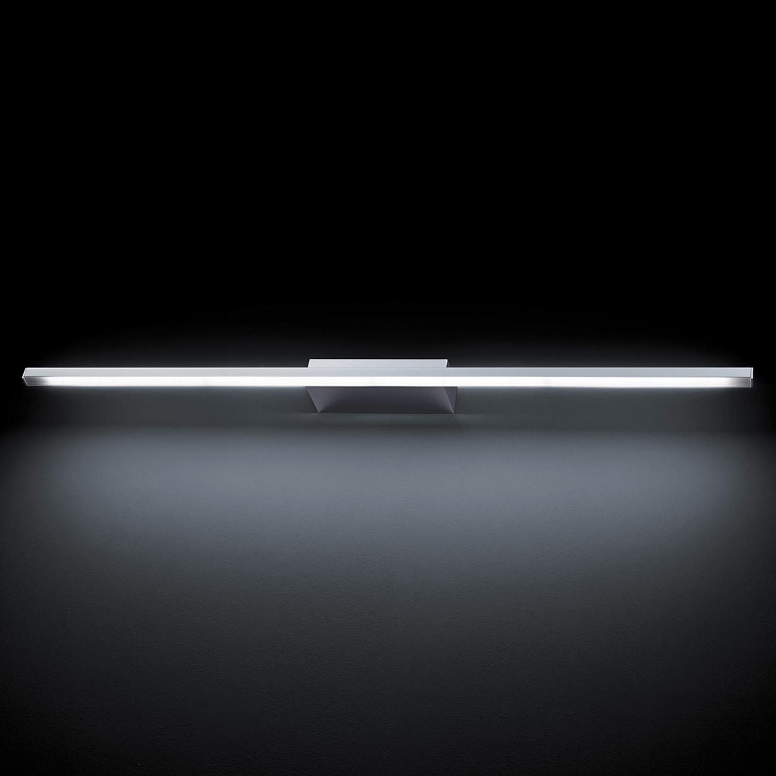 GROSSMANN Forte LED-Wandleuchte, chrom 93,6 cm