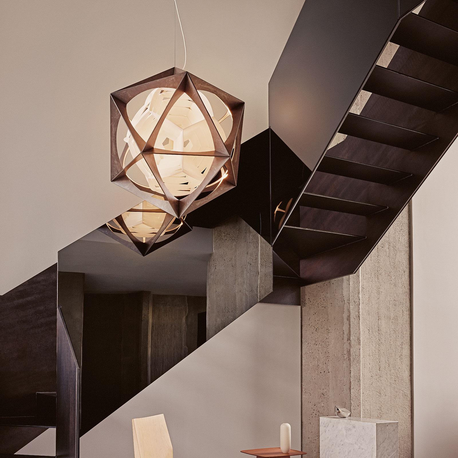 Louis Poulsen LED hanglamp OE Quasi, 2.700 K