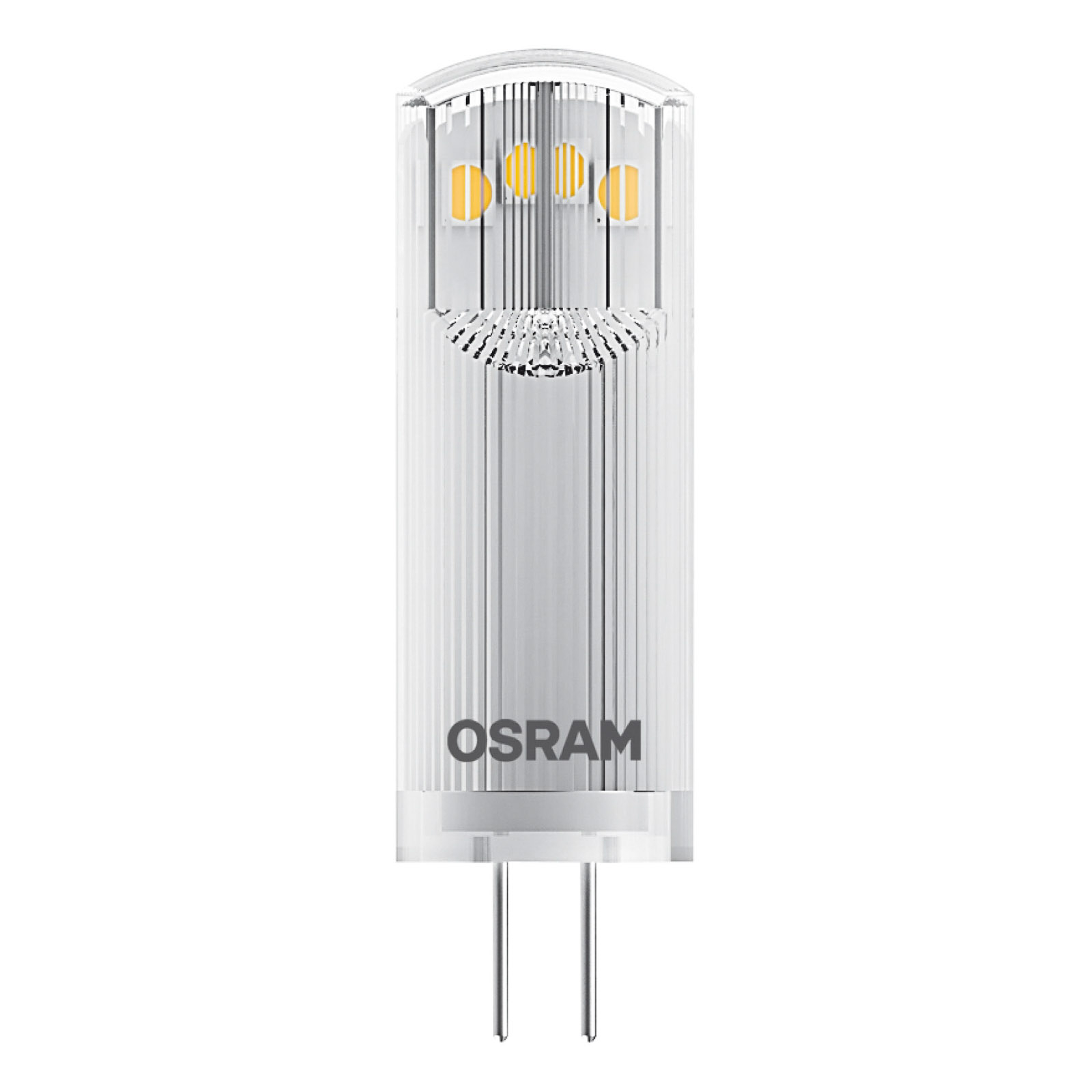 OSRAM LED-Lampe G4 Star Pin 1,8 W  2.700K