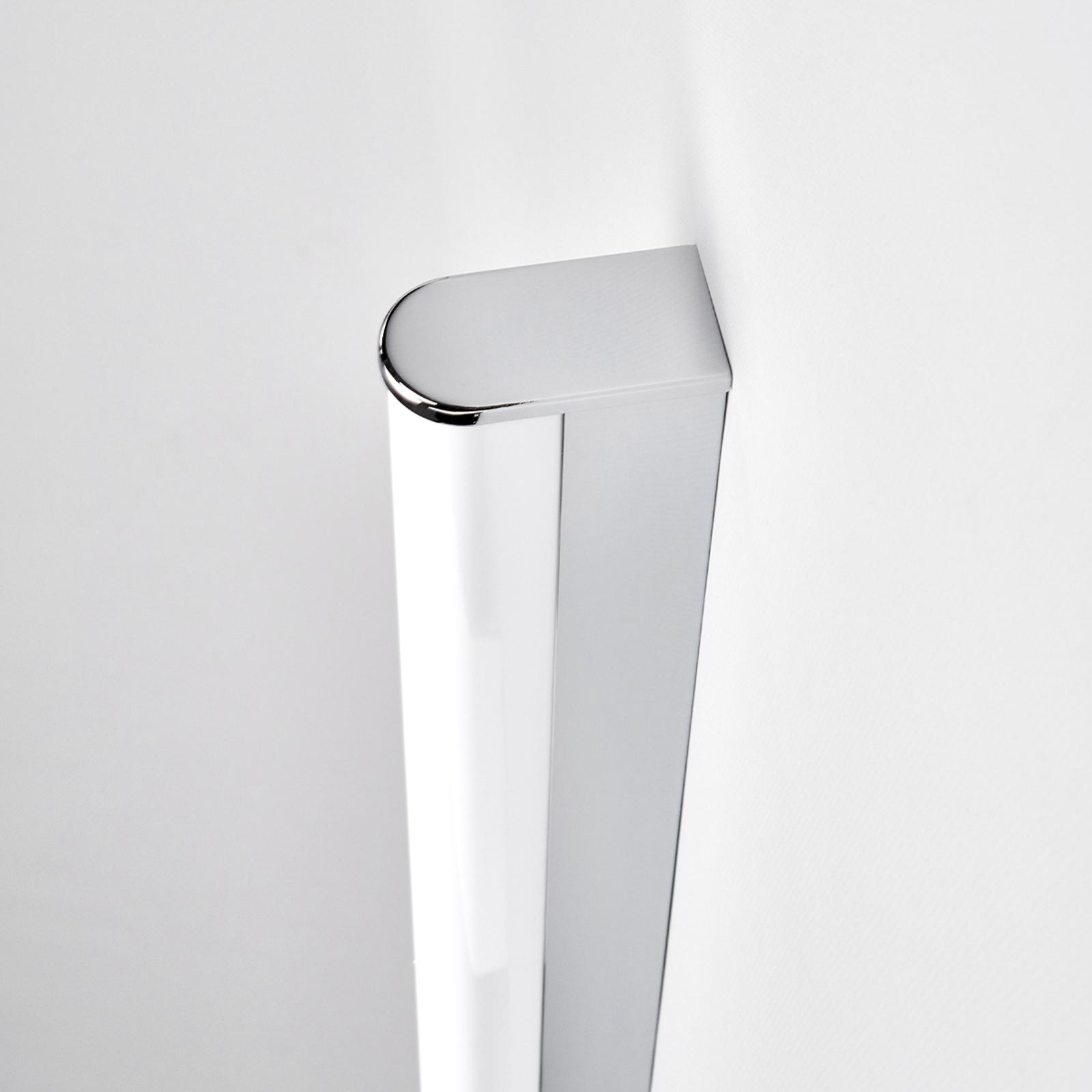 Philippa Led Lampe Til Spejl Og Bad Halvrund 88cm Lampegiganten Dk