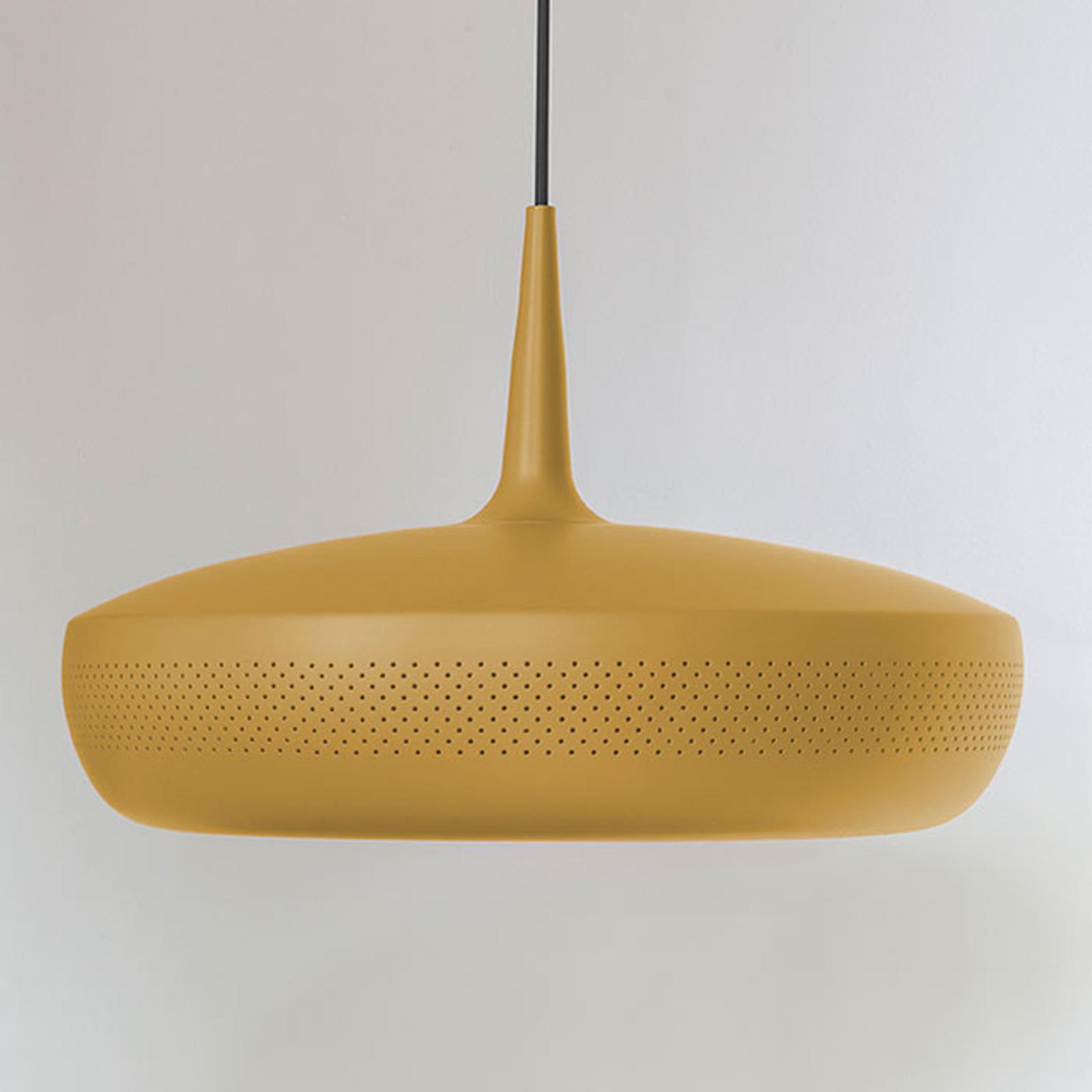 UMAGE Clava Dine lampa wisząca w kolorze żółtym