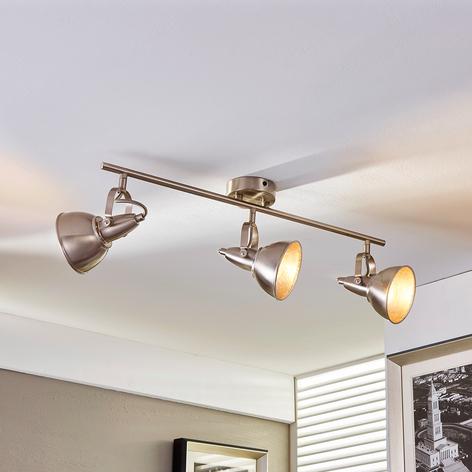 Julin - lampada da soffitto con tre diffusori