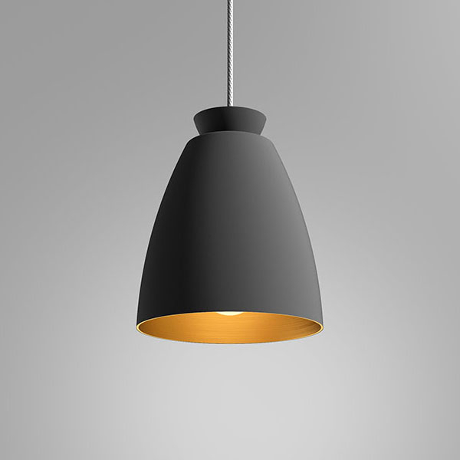 Innermost Chelsea - suspension Ø 18 cm noire
