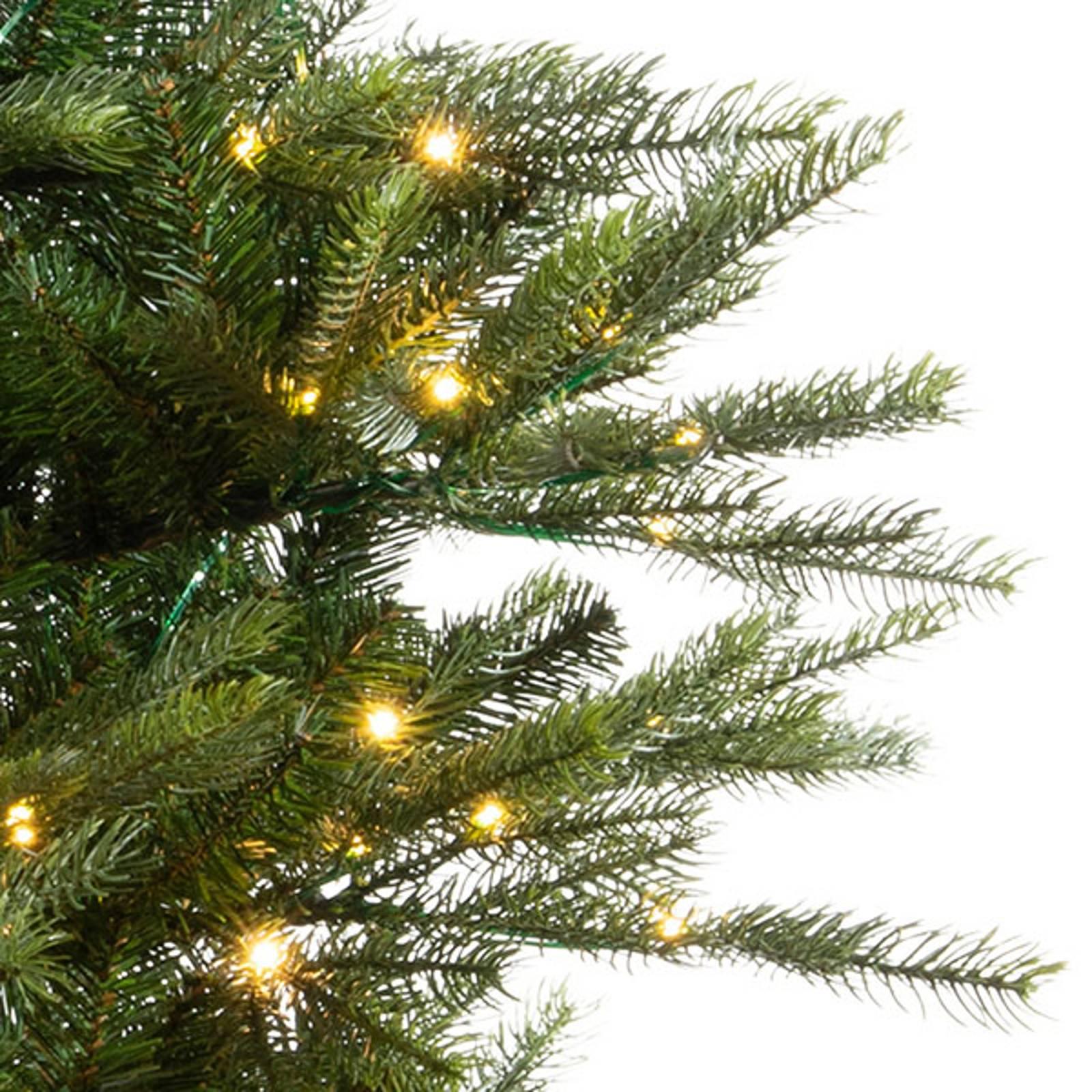 LED-Baum Grandis für außen, Höhe 210 cm