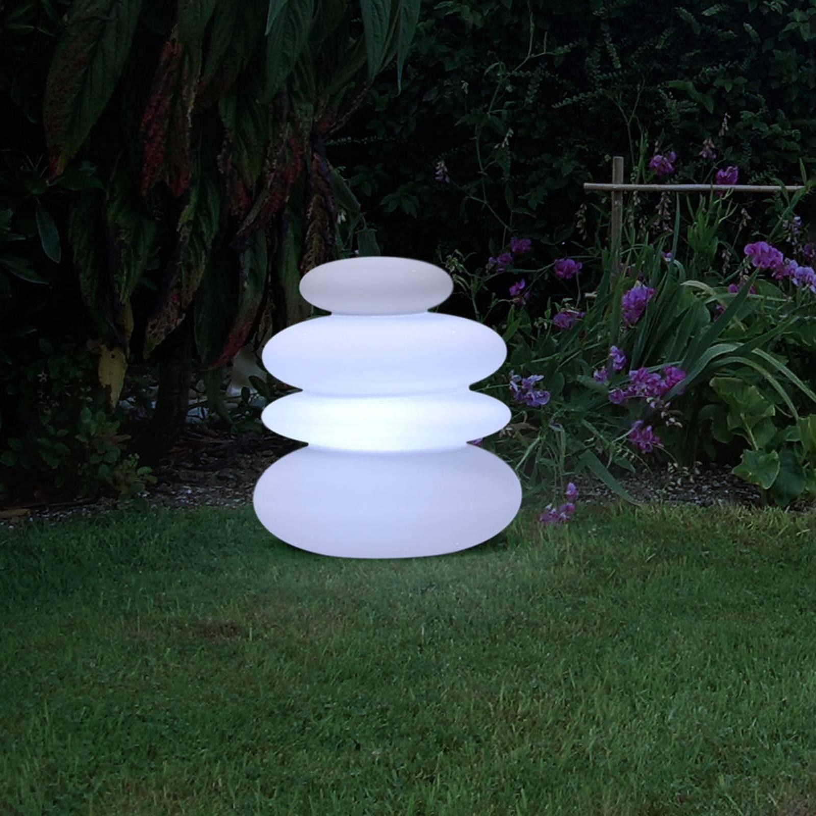 Newgarden Balans LED solar-vloerlamp met accu