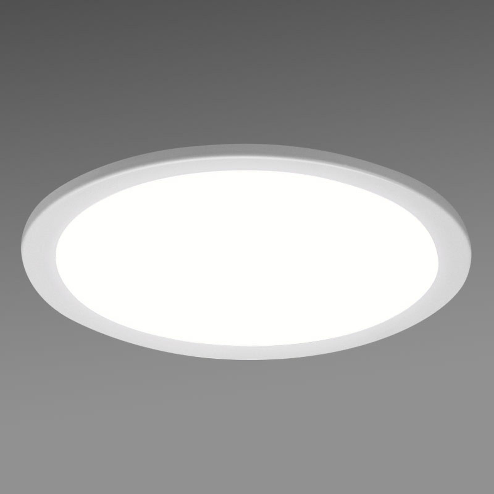 Rundes LED-Einbaudownlight SBLG in Weiß kaufen