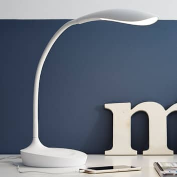 LED-Tischleuchte Swan